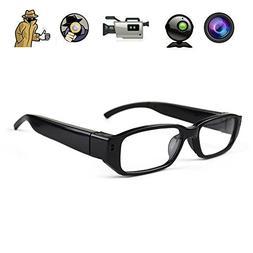 Mengshen Mini Glasses HD 1280×720P Spy Camera Hidden Eyewea