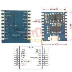 Mini MP3 Player Voice Module IO Trigger Flash Audio 5W USB D