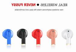 Mini One-Piece Wireless Bluetooth Headphone, EarBuds, AirPod