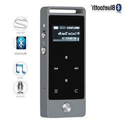 DeeFec Newest Mini Touch Screen Bluetooth MP3 Music Player L