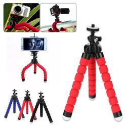 Mini Tripod Flexible Octopus Holder Stand Mount for iPhone/S