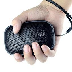 Reacher Mini Waterproof Bluetooth Speaker FM Radio Mp3 Playe