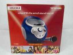 Memorex MKS2114 Karaoke System NIB