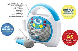eKids Mother Goose Club Bluetooth Sing Along Portable MP3 Pl