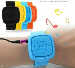 MP3 Hand Wrist Bracelet Music Player Exercise Running Joggin