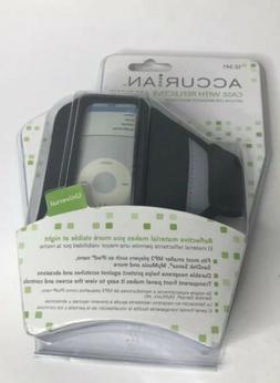 ACCURIAN MP3 /iPodNano/ SanDiskSansa PLAYER CASE WITH REFLEC