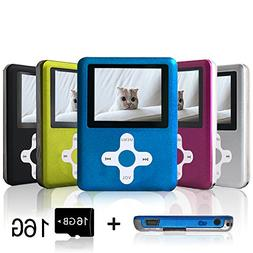 Lecmal MP3 / MP4 Player, Economic Multifunctional Music Play