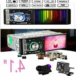 mp3 mp5 player car radio hd stereo