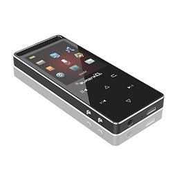 Dansrue MP3 Music Player with FM Radio, 8GB Touch Screen Los