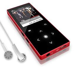 MP3 Music Player with Bluetooth, Dansrue 8GB Lossless Sound