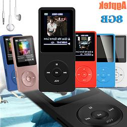 mp3 music player fm radio lossless sound