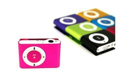 Mini Clip Metal USB MP3 Player Support Micro SD TF Card Up t