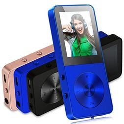 MP3 Player - FecPecu Updated Version 8GB Music Players 36 Ho