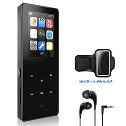 Mp3 Player,8GB Ultra Slim Portable Lossless Digital Audio Pl