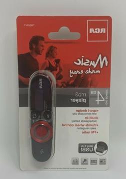 4GB MP3 PLAYER W USB