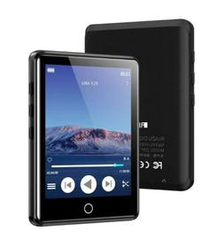 """MP3 Player with Bluetooth 5.0, 2.8"""" Full Touchscreen 16GB Mp"""