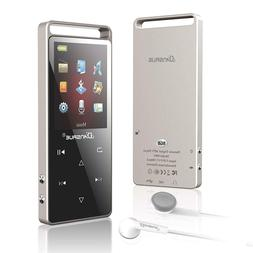 MP3 Player with Bluetooth,8G Hi-Fi Lossless Sound Music Play