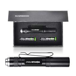 Monster Light MPS-250 200Lumen LED Stylus PenLight IPX 6 Wat
