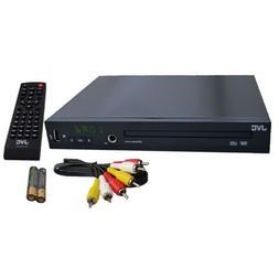 JVC Multi Region 110-240V DVD Player Dolby Audio Karaoke/USB