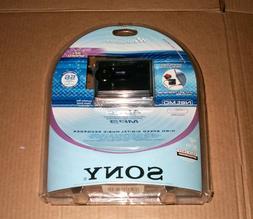 Sony MZ-NE410 High Speed Net MD Walkman Recorder New
