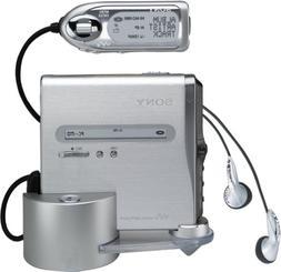 Sony MZ-NH1 Net MD/Hi-MD Walkman Portable Minidisc Player/Re
