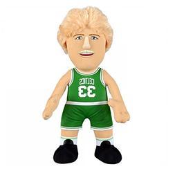 NBA Boston Celtics Larry Bird Player Plush Doll, 6.5-Inch x