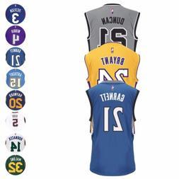 NBA Legends & HOF Adidas Official Team Player Replica Jersey