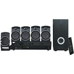 NAXA Electronics ND-859 5.1-Channel Home Theater DVD/Digital