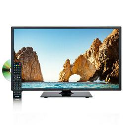 New Axess 18.5 Inch High-Definition LED TV with DVD Player