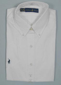 NEW Polo Ralph Lauren Dress Shirt! White or Blue *US & Euro