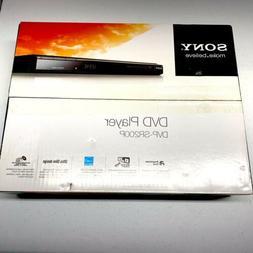 NEW Sony DVP-SR200P DVD Player Ultra Slim Design Remote Dolb