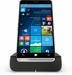 NEW HP Elite x3 Desk Dock Bundle 64GB / Unlocked Dual GSM Wi