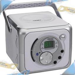 NEW JENSEN FM Radio/CD Player Portable Boombox Bluetooth Sys