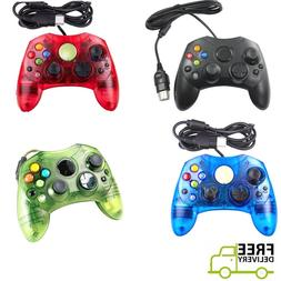 NEW Game Wired S-TYPE Controller Remote For Microsoft XBOX O