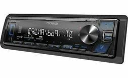 New Kenwood KMM-BT225U MP3/WMA Digital Media Player Bluetoot