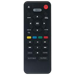 New NC088 Replace Remote for Sanyo Blu-ray Player FWBP505F K