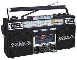 New Radio & Cassette Tape Converter Recorder to Digital MP3