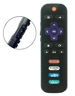 New RC280 LED HDTV Remote for TCL ROKU TV with HBONOW Sling