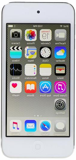 New Sealed Apple iPod touch 32GB 6th Gen. MP3 Player Retina