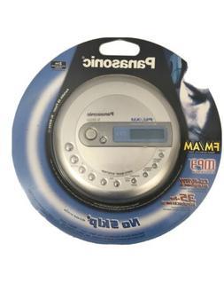 New Panasonic SL-SV550  CD Jogger Portable CD.MP3  Player Wi
