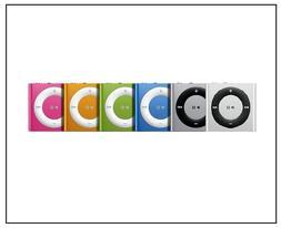 New Swim iPod Shuffle MP3 & Earphones & Buds 100% Waterproof