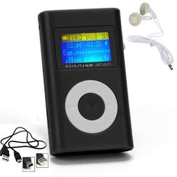 new usb lcd screen mini mp3 player