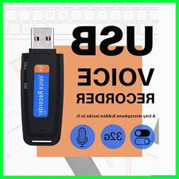 New - USB Voice Recorder - Free Fast Shipping
