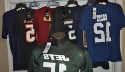 NFL Player Jersey T-Shirts Multiple Teams, Multiple youth si