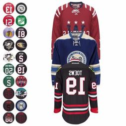 nhl official premier player team jersey collection