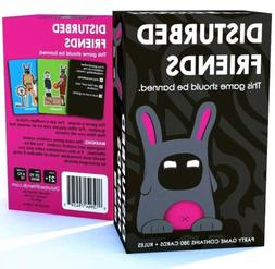 NIB- Disturbed Friends - This game should be banned - NEW -