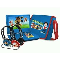 Ematic Nickelodeons Paw Patrol Theme Portable DVD Player wit