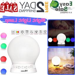 Ess Night Light Lamp For Kids Multiple Colors LED Bluetooth