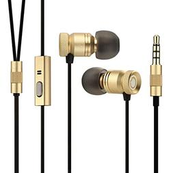 "Earbuds,GGMM Nightingale """" Deep Heavy Bass in-Ear Noise"
