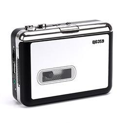 AONOKOY Nostalgia USB Cassette to MP3 Converter Retro Tape P